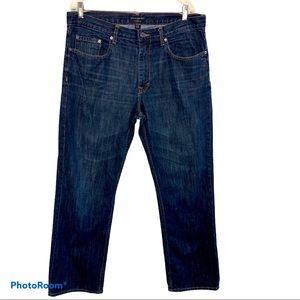 Banana Republic Men's Straight Leg Jean 36x32